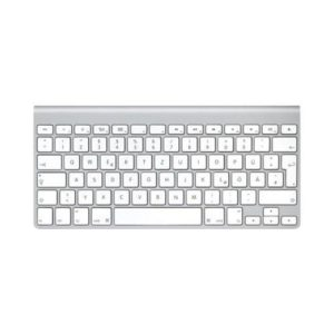 Mac Tastatur MB110D-02
