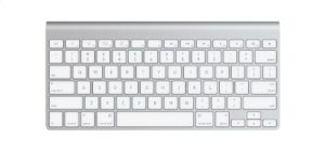 Apple Wireless Keyboard MC184D-01