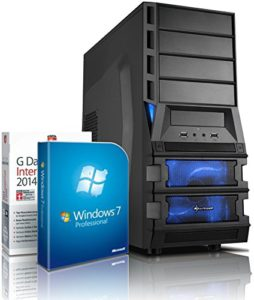 Gaming-Multimedia COMPUTER-3 Jahren Garantie-Quad-Core-AMD A8-7600-01