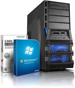 Gaming-PC Computer Bulldozer Six-Core AMD FX-6300-01