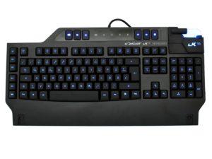 Lioncast LK15 Gaming Tastatur (LED, USB, n-Key-Rollover, 16 Millionen Farben)-01