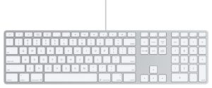 Mac Tastatur MB110D-01