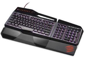 Mad Catz S.T.R.I.K.E.3 Gaming Tastatur-PC-06