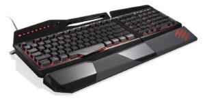 Mad Catz S.T.R.I.K.E.3 Gaming Tastatur-PC-09