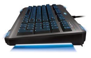 Razer Marauder Starcraft II Gaming Keyboard-seitlich-05