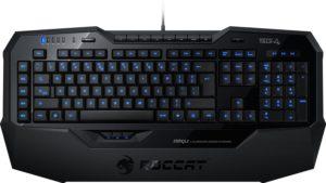 Roccat Isku Illuminated Gaming Tastatur-USB-01