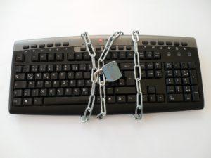 USB Tastaturen-sicherheit-schutz-schloss-keyword-tastatur-test.net