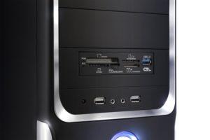 Sprint-CSL-X5766Pro-multimedia-pc-anschlüsse-cardreader-03